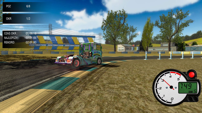World Truck Racing Screenshot 9