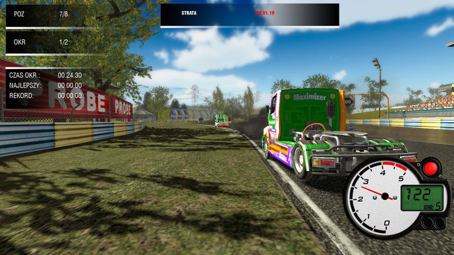 World Truck Racing Screenshot 10