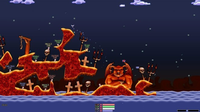 Worms Collection Screenshot 3