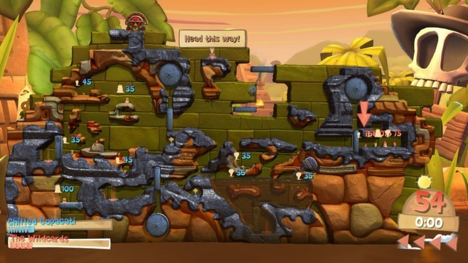 Worms Collection Screenshot 4