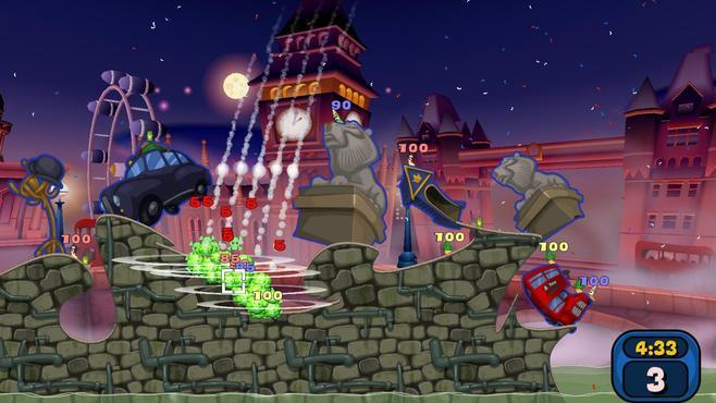 Worms Collection Screenshot 5