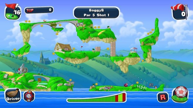 Worms Collection Screenshot 7