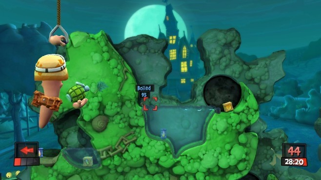 Worms Revolution Gold Edition Screenshot 2