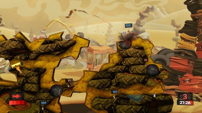 Worms Revolution Gold Edition Screenshot 3