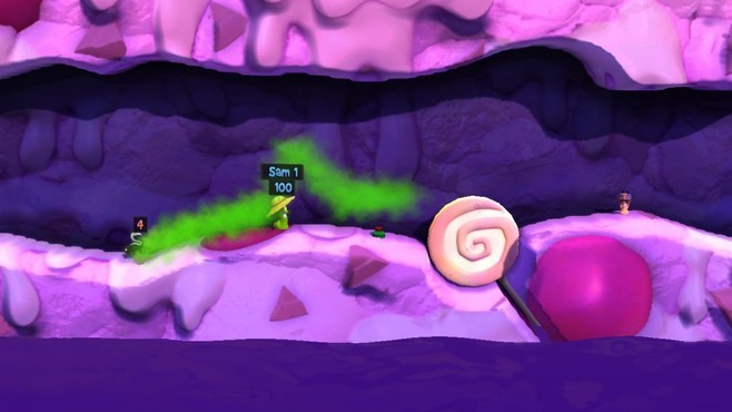 Worms Revolution Gold Edition Screenshot 4