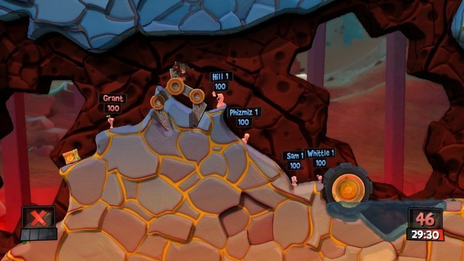 Worms Revolution Gold Edition Screenshot 5
