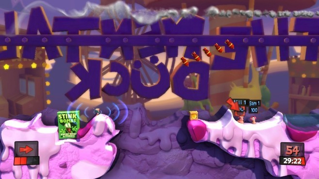Worms Revolution Gold Edition Screenshot 8