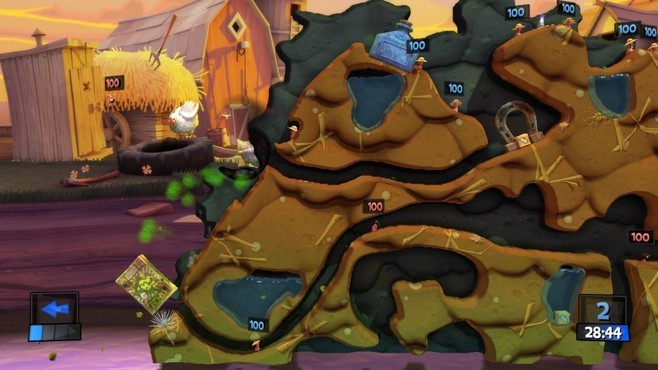 Worms Revolution Gold Edition Screenshot 9