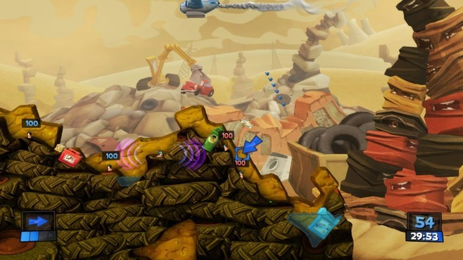Worms Revolution Gold Edition Screenshot 10