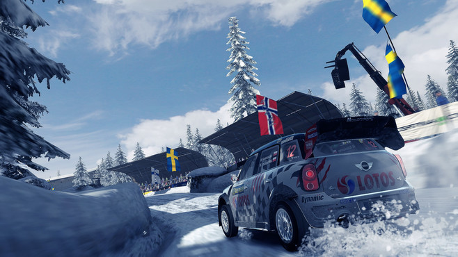 WRC 4 FIA World Rally Championship Screenshot 1