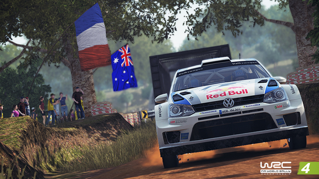 WRC 4 FIA World Rally Championship Screenshot 2