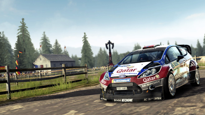 WRC 4 FIA World Rally Championship Screenshot 5