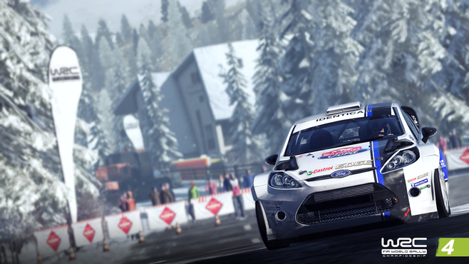 WRC 4 FIA World Rally Championship Screenshot 6