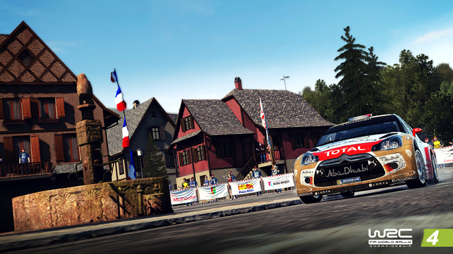 WRC 4 FIA World Rally Championship Screenshot 10