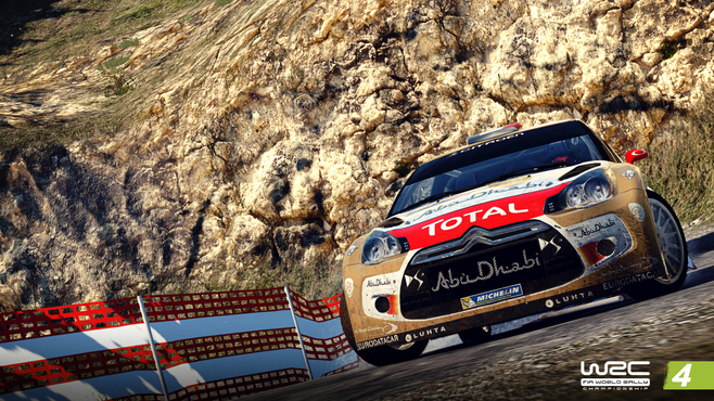 WRC 4 FIA World Rally Championship Screenshot 11