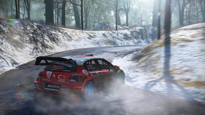 WRC 7 FIA World Rally Championship Screenshot 4