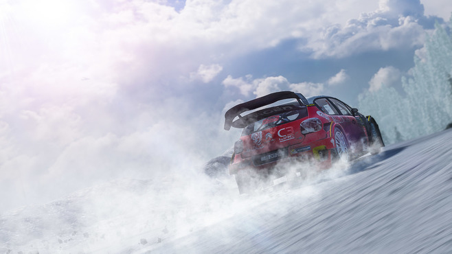 WRC 7 FIA World Rally Championship Screenshot 5