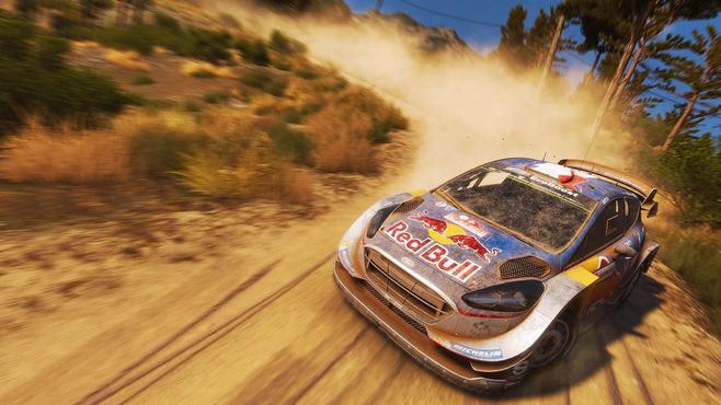 WRC 7 FIA World Rally Championship Screenshot 6