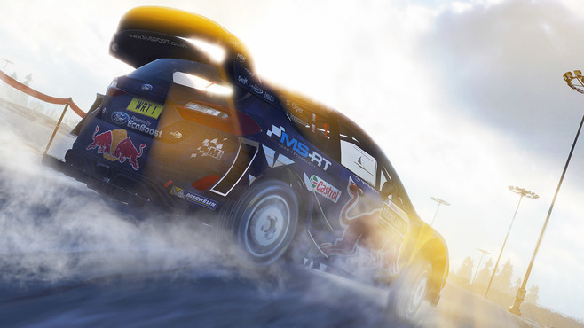 WRC 7 FIA World Rally Championship Screenshot 8
