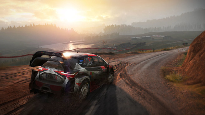 WRC 7 FIA World Rally Championship Screenshot 10