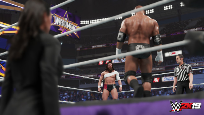 WWE 2K19 Digital Deluxe Edition Screenshot 3