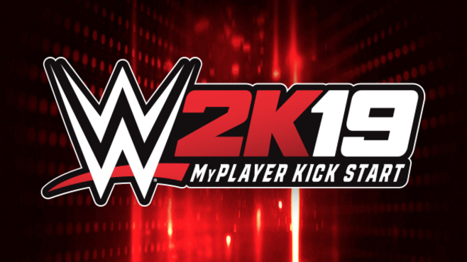 WWE 2K19 - MyPlayer KickStart Screenshot 1