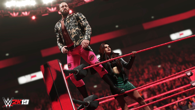 WWE 2K19 Rising Stars Pack Screenshot 15