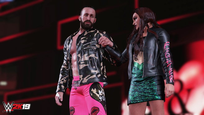 WWE 2K19 Rising Stars Pack Screenshot 16