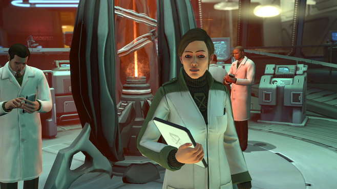 XCOM: Enemy Unknown Screenshot 4