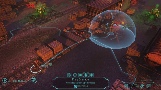 XCOM: Enemy Unknown Screenshot 5
