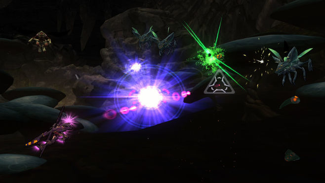 Yar's Revenge Screenshot 3