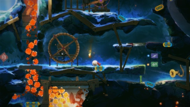 Yoku's Island Express Screenshot 1