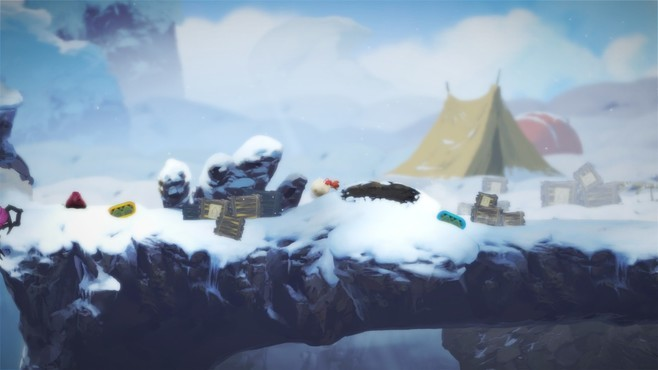 Yoku's Island Express Screenshot 6