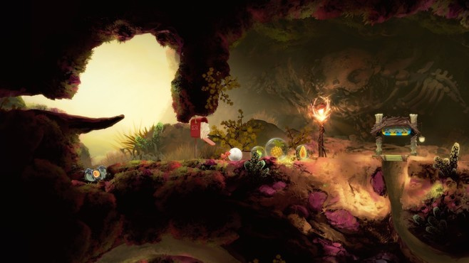 Yoku's Island Express Screenshot 10