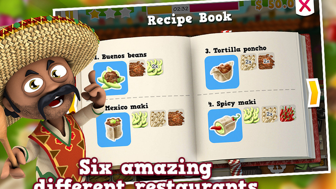 Youda Sushi Chef 2 Screenshot 4