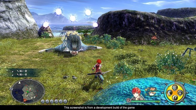 Ys VIII: Lacrimosa of DANA Screenshot 1