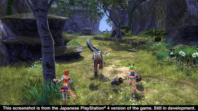 Ys VIII: Lacrimosa of DANA Screenshot 5