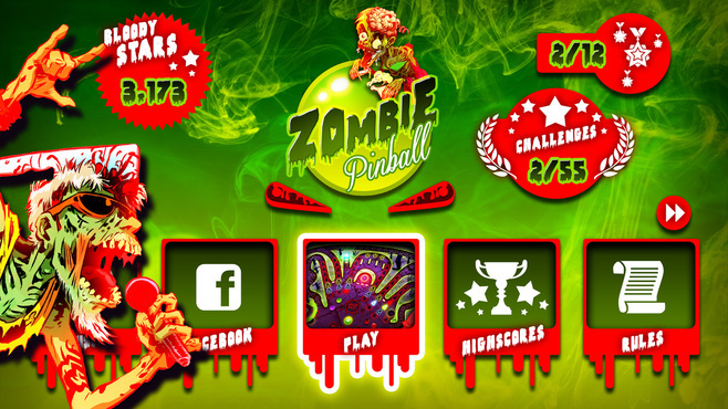 Zombie Pinball Screenshot 2