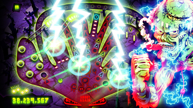 Zombie Pinball Screenshot 3