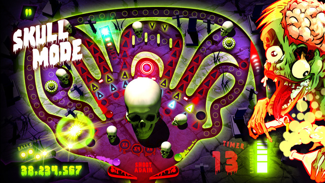 Zombie Pinball Screenshot 7