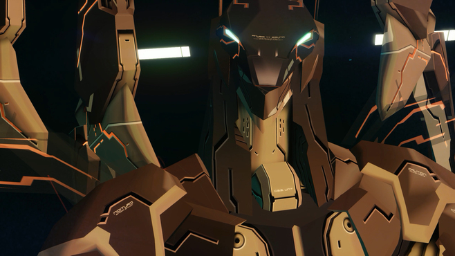 Zone of the Enders - The 2nd Runner Screenshot 1