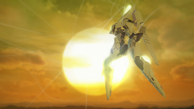 Zone of the Enders - The 2nd Runner Screenshot 4