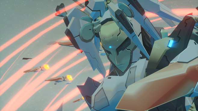 Zone of the Enders - The 2nd Runner Screenshot 5