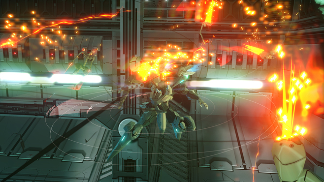 Zone of the Enders - The 2nd Runner Screenshot 7