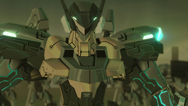 Zone of the Enders - The 2nd Runner Screenshot 8