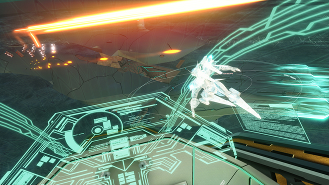 Zone of the Enders - The 2nd Runner Screenshot 9